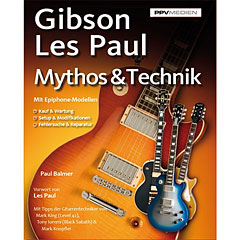 PPVMedien Gibson Les Paul Mythos & Technik « Monografía