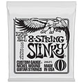Corde guitare électrique Ernie Ball 8-String Slinky 2625 .010-074
