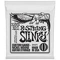 Struny do gitary elektrycznej Ernie Ball Slinky 8-String EB2625 010-074