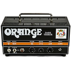 Orange Dark Terror « Tête ampli guitare