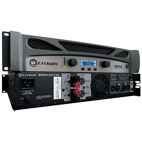 Etapas de potencia Crown XTi 6002