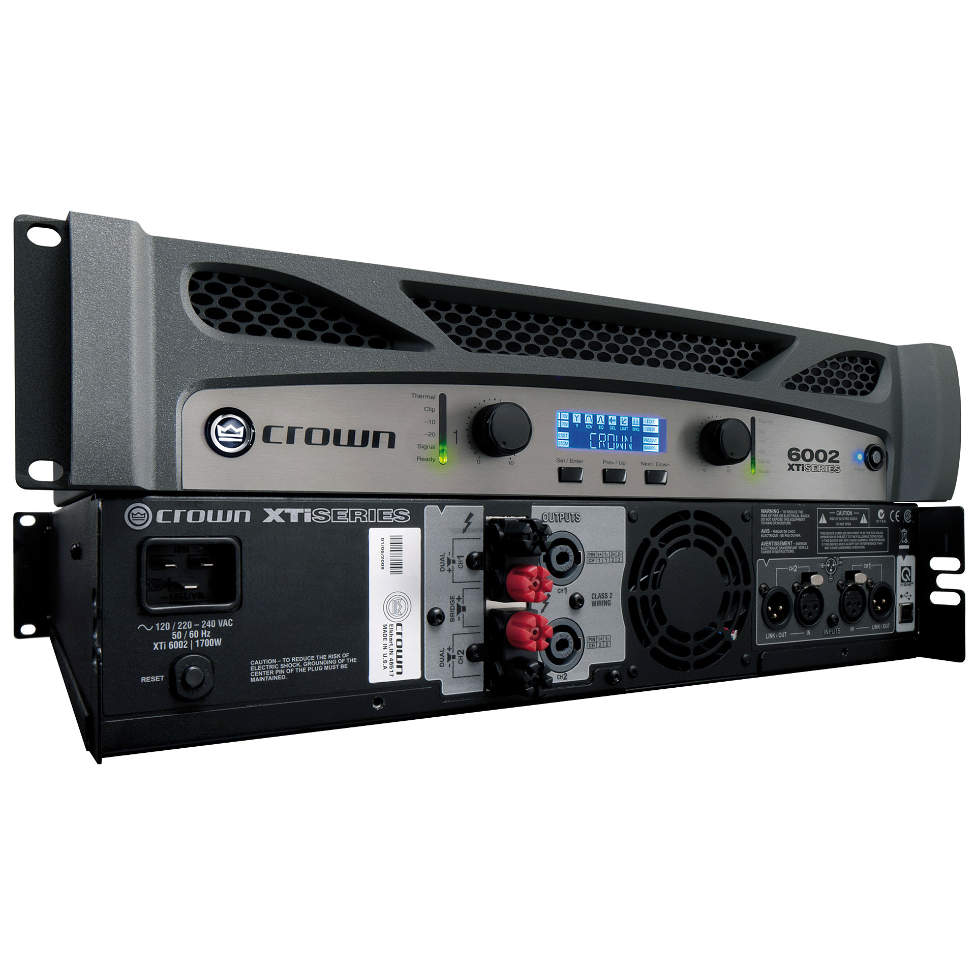 Home > PA Equipment > Power Amplifiers > Crown > XTi 6002