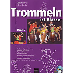 Helbling Trommeln ist Klasse Bd.2 « Instructional Book