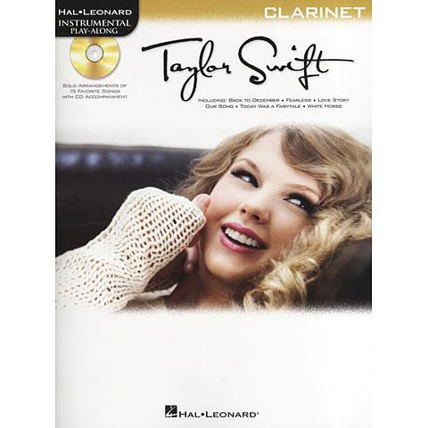 Hal Leonard Taylor Swift for Clarinet