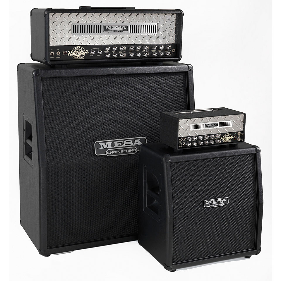Guitar Cabinet Mesa Boogie Mini Rectifier 1x12 Gerade 2