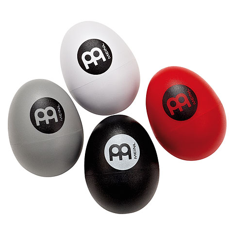 Shakers Meinl Egg Shaker Assortment 4 Pcs. Set