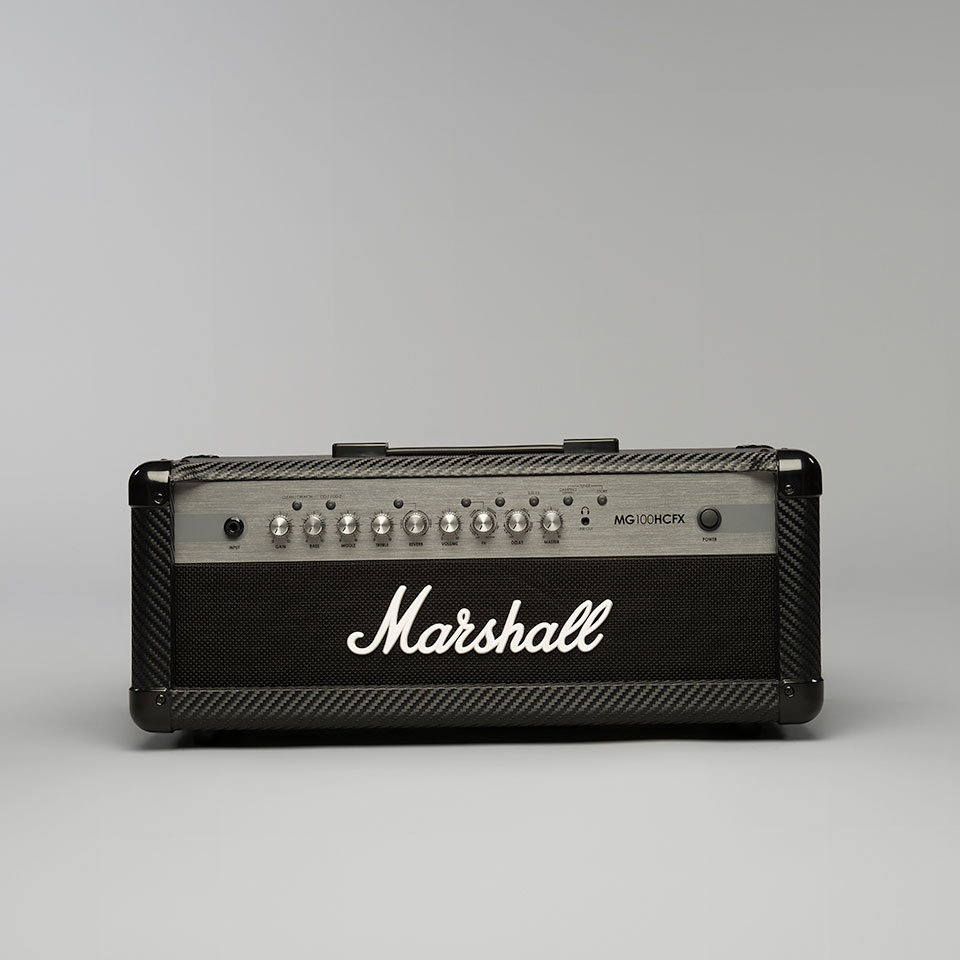 marshall mg100hcfx 10054589 guitar amp head. Black Bedroom Furniture Sets. Home Design Ideas
