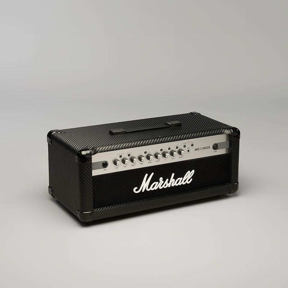 marshall mg100hcfx 10054589 guitar amp head. Black Bedroom Furniture Sets. Home Design Ideas
