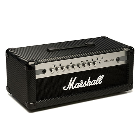 Topteil E-Gitarre Marshall MG100HCFX