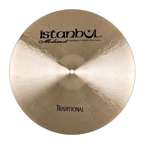 Istanbul Mehmet Traditional 16  Thin Crash