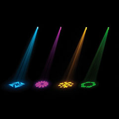 JB Systems LED Victory Scan