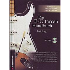 Voggenreiter Das E-Gitarren Handbuch « Libros didácticos