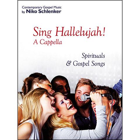 Partitions choeur Zebe Sing Hallelujah