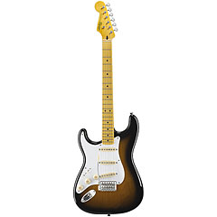 Squier Classic Vibe 50s Strat MN, 2-Tone Sunburst « Left-Handed Electric Guitar