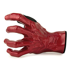 GuitarGrip Red Metallic Left