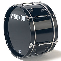 "Sonor B Line 20"" x 10"" Junior Marching Bass Drum Black « Bombo de marcha"