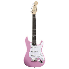 Squier Mini Strat, Pink RW « Electric Guitar