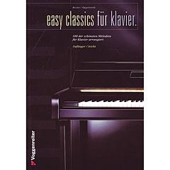 Voggenreiter Easy Classics für Klavier « Libro de partituras