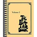 Notenbuch Hal Leonard The Real Tab Book Vol.1