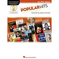 Play-Along Hal Leonard Popular Hits for Alto Sax
