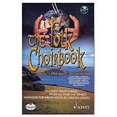 Schott The Folk Choirbook (+CD) « Notas para coros
