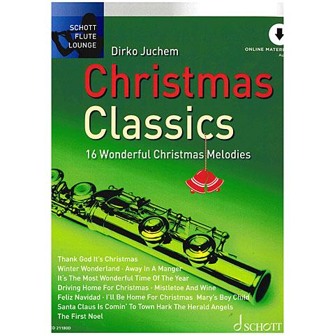 Schott Flute Lounge Christmas Classics