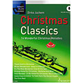 Music Notes Schott Flute Lounge Christmas Classics, Wind Instruments