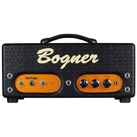 Cabezal guitarra Bogner New Yorker Head Mk2
