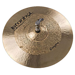 "Istanbul Mehmet Empire 14"" HiHat « Cymbale Hi-Hat"