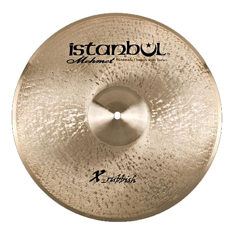 "Cymbale Splash Istanbul Mehmet X-Rubbish 10"" Splash"