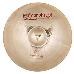 "Istanbul Mehmet Xperience X-Metal 16"" Power Crash « Cymbale Crash"