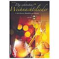 Libro de partituras Voggenreiter Die schönsten Weihnachtslieder