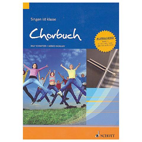 Notas para coros Schott Chorbuch