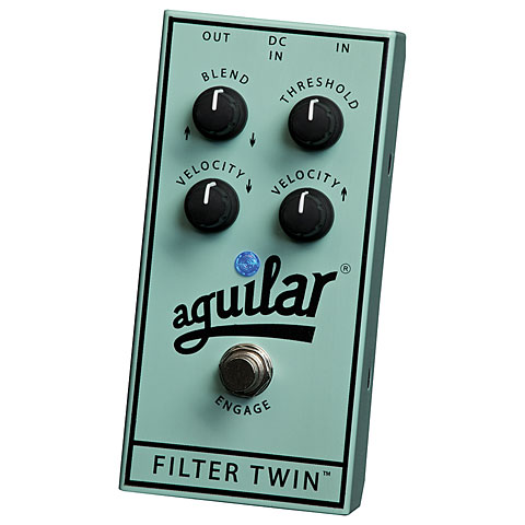Effektgerät E-Bass Aguilar Filter Twin