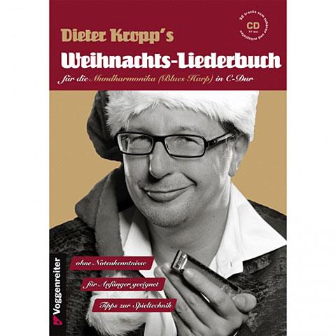 Voggenreiter Kropp's Weihnachts-Liederbuch