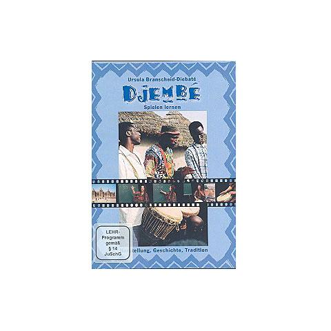DVD Leu Djembe Spielen Lernen