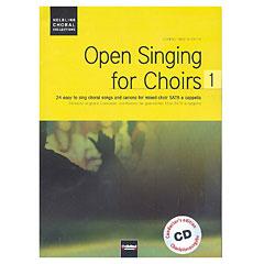 Helbling Open Singing for Choirs - Chorleiterausgabe « Chornoten