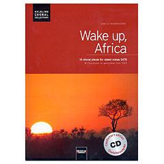 Helbling Choral Collection Wake up, Africa - Chorleiterausgabe « Chornoten