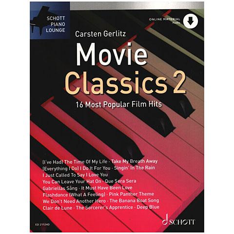Schott Schott Piano Lounge Movie Classics 2
