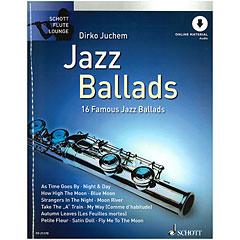 Schott Flute Lounge Jazz Ballads « Bladmuziek