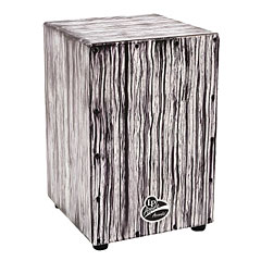 Latin Percussion Aspire Accents White Streak Wire Cajon « Cajon