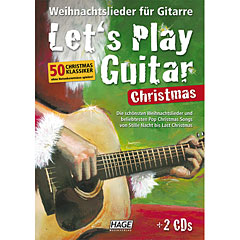 Hage Let's Play Guitar Christmas « Recueil de Partitions