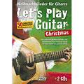 Libro di spartiti Hage Let's Play Guitar Christmas