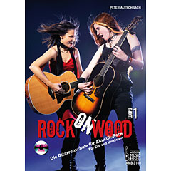 Acoustic Music Books Rock On Wood Bd.1