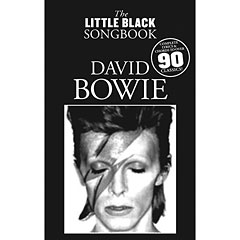 Music Sales The Little Black Songbook - David Bowie