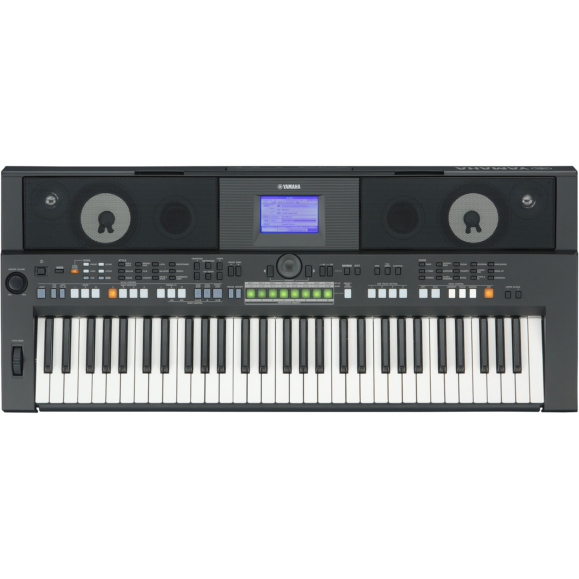 yamaha psr s650 keyboard. Black Bedroom Furniture Sets. Home Design Ideas