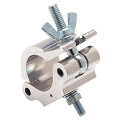 Expotruss Half Coupler 48-51mm, M10, 500kg « Riggingmaterial