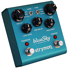 Strymon Blue Sky Reverberator « Guitar Effect