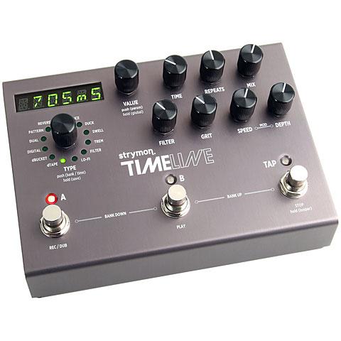 Effets pour guitare électrique Strymon TimeLine Delay