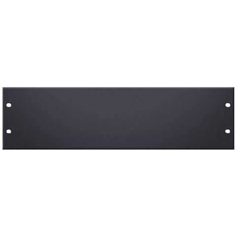 Adam Hall 87223 STL 3HE U-shaped Rack Panel